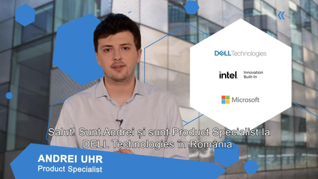 Screen Shot ep 1 Dell